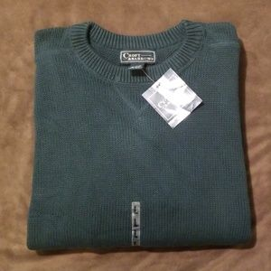 NWT Croft and Barrow Men's Sweater